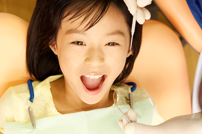 予防としての小児矯正